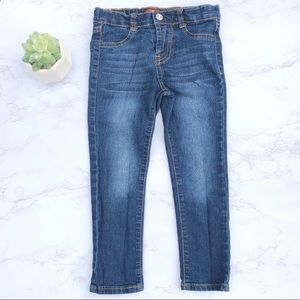 7 For All Mankind Skinny Jeans 4T